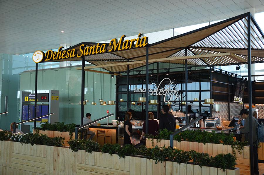 Restaurante Dehesa Santa María - 4Retail
