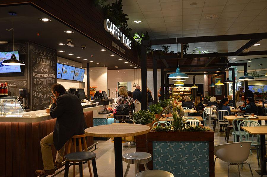 Restaurante y cafetería Caffé Di Fiore