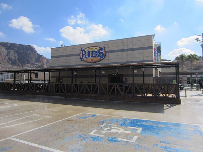 RESTAURANTE RIBS OCIOPIA – ALICANTE