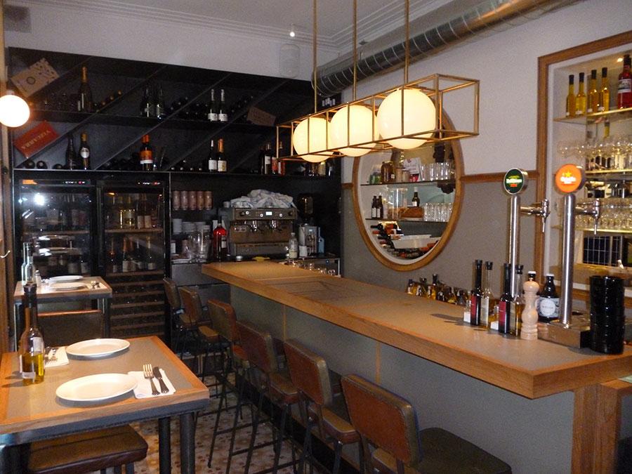 Restaurante El Mercader de l'Eixample