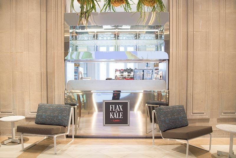 la nueva flagship de hum en barcelona y su flax u kale porter abrieron sus puertas el pasado de febrero en el nmero del