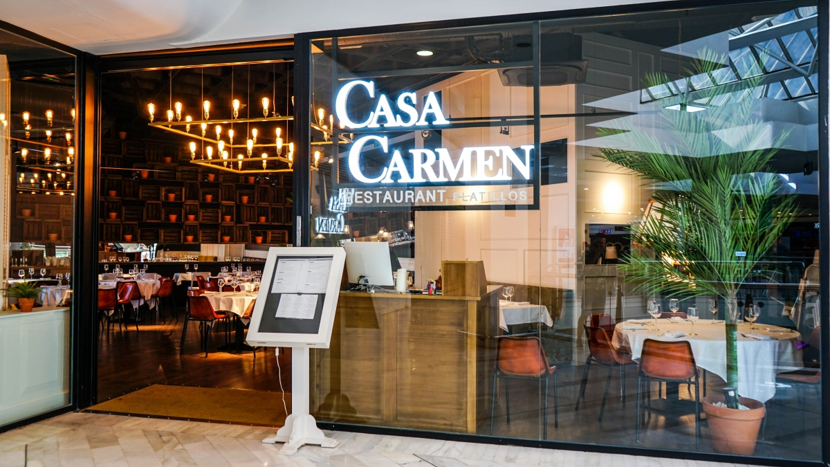 CASA CARMEN CENTRO COMERCIAL LA VAGUADA