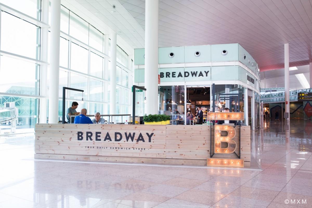 BREADWAY RESTAURANT/COFFEE T1 EL PRAT