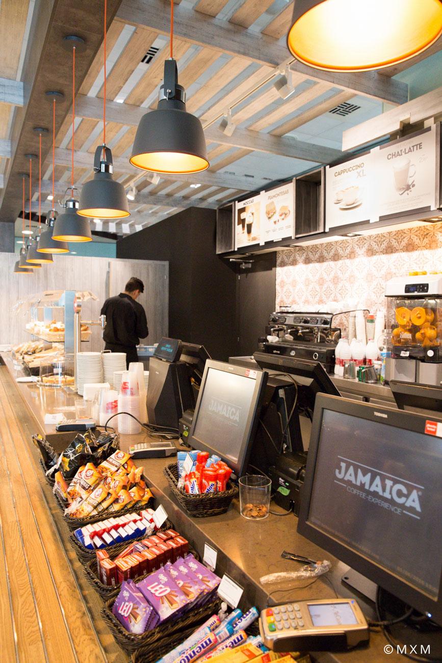 RESTAURANTE/CAFETERÍA JAMAICA T1 EL PRAT