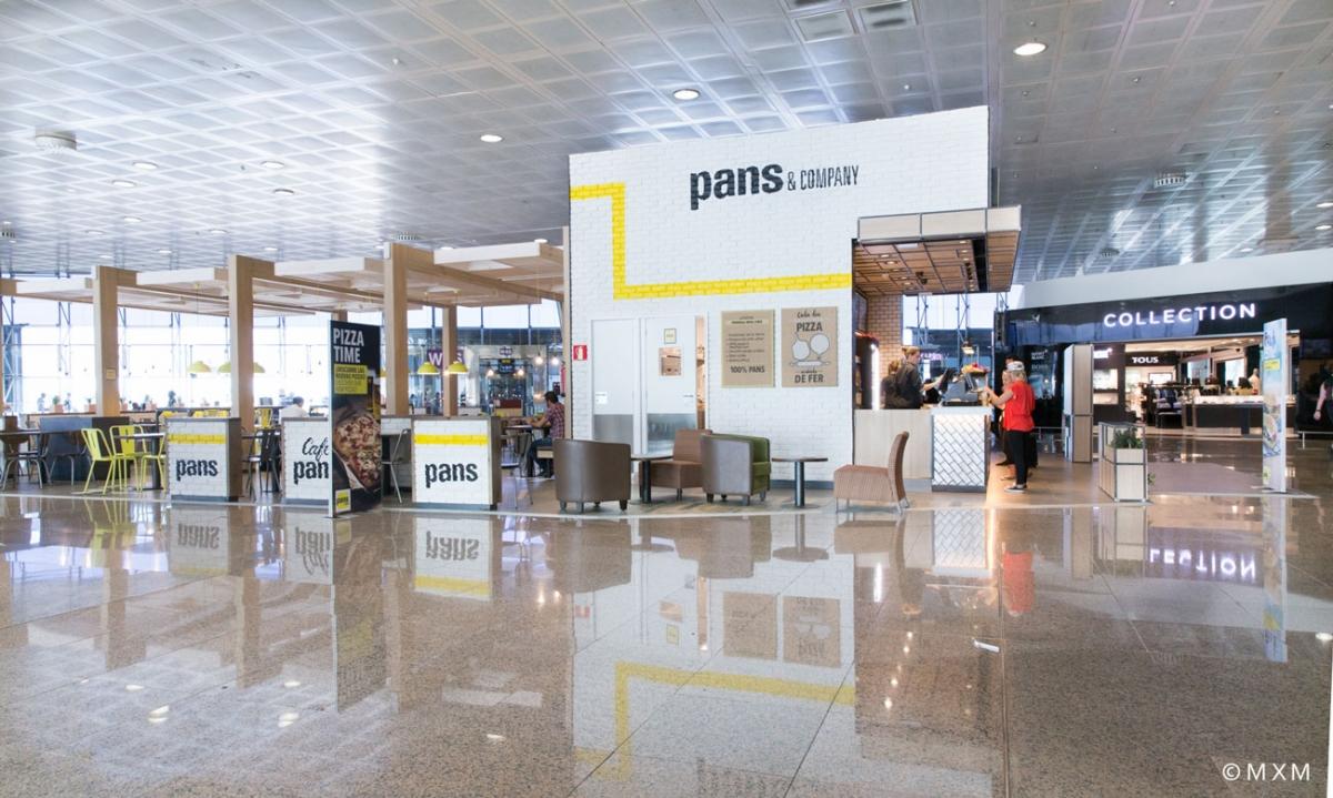 PANS & COMPANY RESTAURANT T2 EL PRAT
