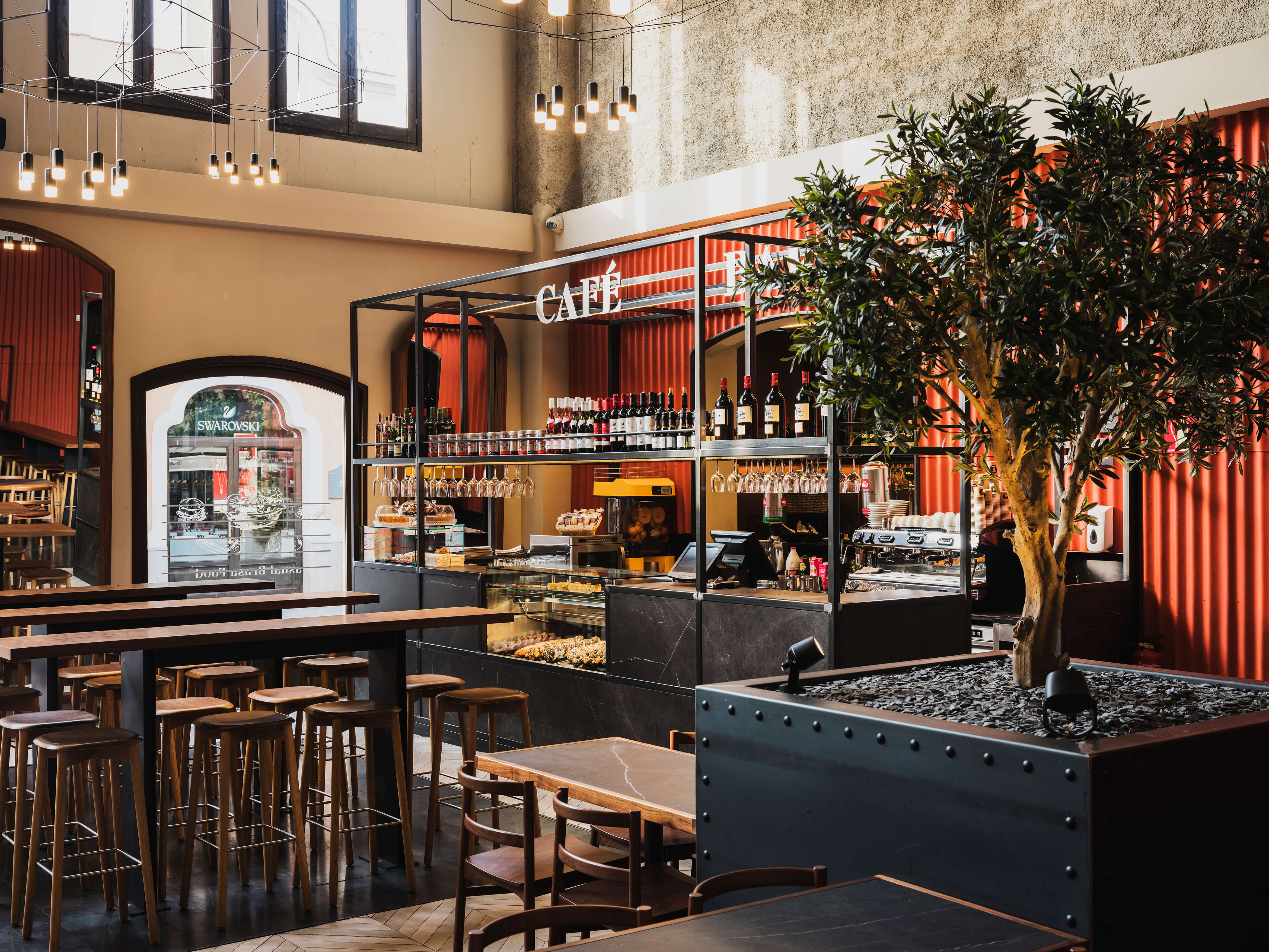 4Retail executes the works of the new Fire & Bread restaurant