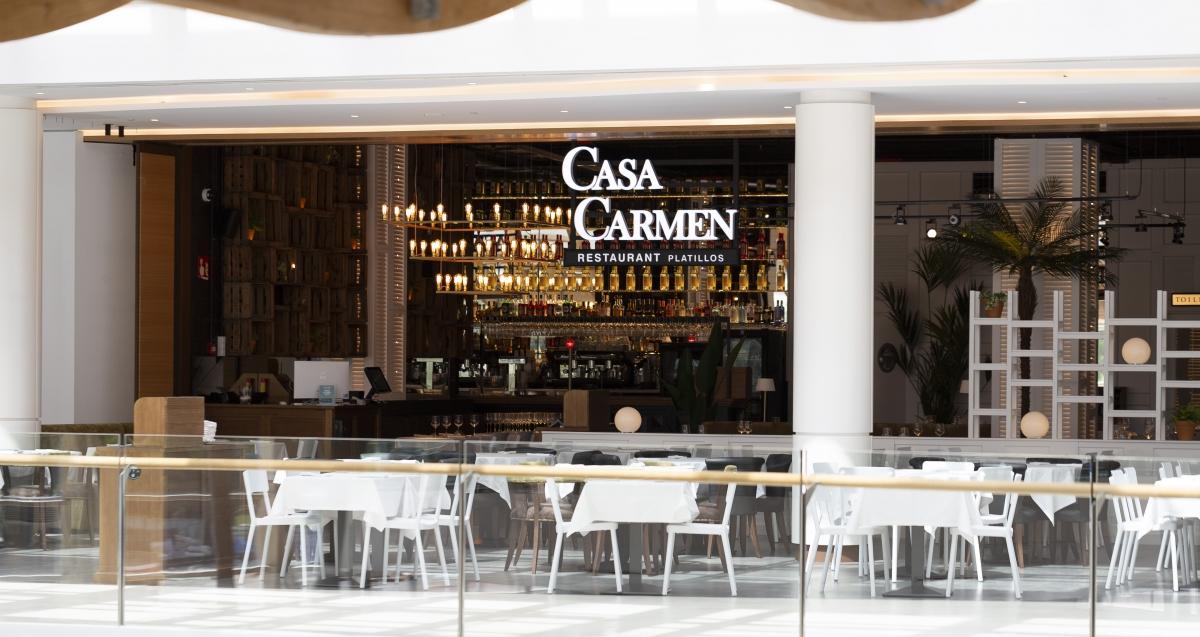 CASA CARMEN ÀNEC BLAU